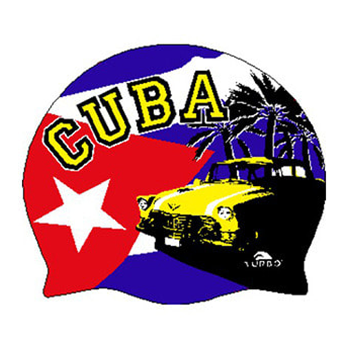 [터보] Swimming cap Cuba Car - 9701683